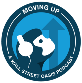 Moving Up Podcast Logo