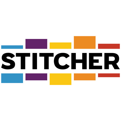 stitcher podcasts logo