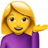 Emoji Of Girl